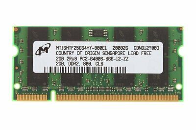 RAM Memory Upgrade for The Compaq//HP CQ61 Series CQ61-402EA Notebook//Laptop PC2-6400 1GB DDR2-800