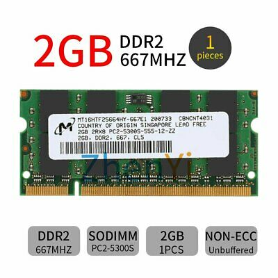 4GB KIT 2 x 2GB HP Compaq Business nx6330 nx7330 nx7400 nx8420 Ram Memory