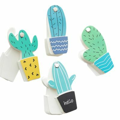 Cactus Sticky Note Memo Pad Bookmarks Notepad Stationery Office School Supplies