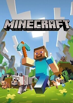 Minecraft Windows 10 Edition, Activation Key Only.