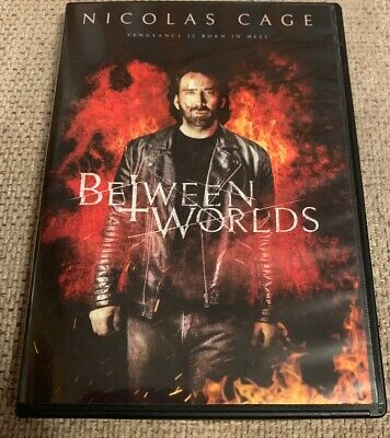 Between Worlds (DVD, 2019) *  Nicolas Cage, Franka Potente VG!