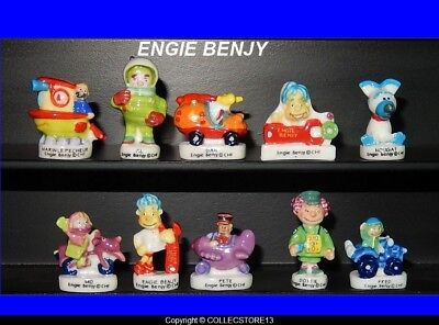 Serie Complete De Feves Engie Benji