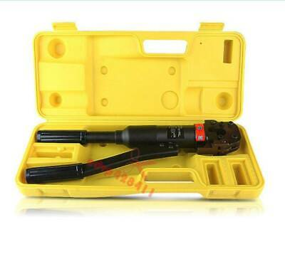 Hydraulic Cable Wire Rope Scissors Metal Wire Cutting Tool Bolt Cutter 4-20mm 6T