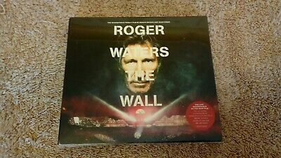 ROGER WATERS (Pink Floyd) : The Wall (Live Soundtrack) : 2015 2CD : NEW & SEALED