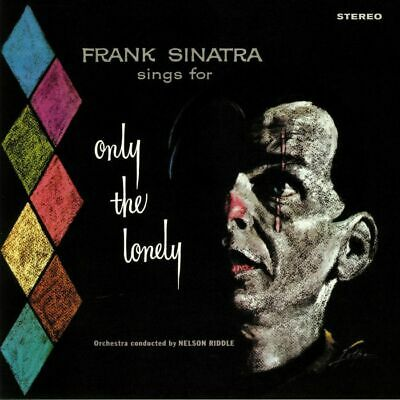 SINATRA, Frank - Only The Lonely - Vinyl (limited 180 gram blue vinyl LP)