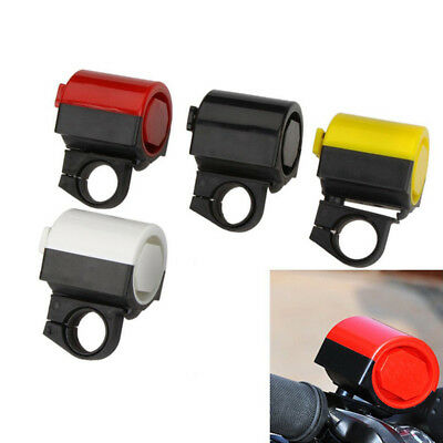 Road Bicycle Bike Alarm Electric Warning Bell Ring Loud Horn Cycling HooterVe