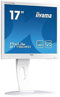 iiyama ProLite B1780SD (17 inch) LED Backlit LCD Monitor 1000:1 250cd/m2 (1280 x