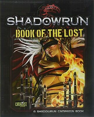 Shadowrun: Book of the Lost (RPG campaign book)