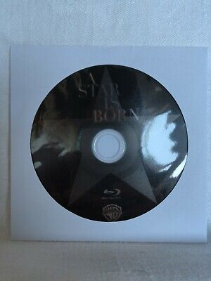 A Star is Born (2018) Blu-ray Disc Only, Please Read!