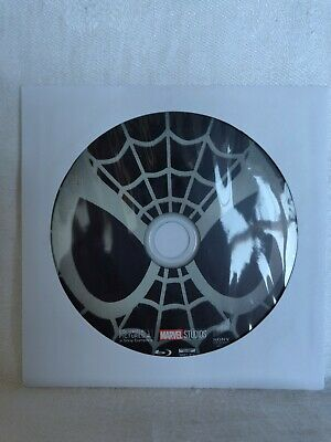 Spider-man Homecoming Blu-ray Disc Only, Artwork optional, Please Read!