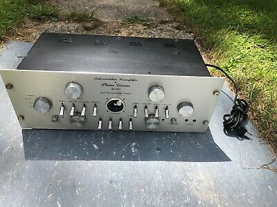 Phase Linear 4000 Autocorrelation Preamp, Stereo / SQ Quad, Serviced, Used, Nice