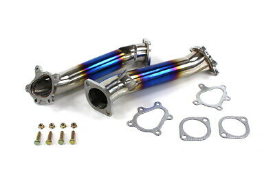 AUDI RS6 4F V10 Catalytic Converter Replacement Pipes