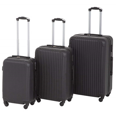 Luggage Sets Suitcase Spinner Travel Carry Eco-friendly Expandable Password Lock