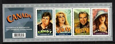 Canada No 2153, Canadians In Hollywood, John Candy Etc, Mint Nh