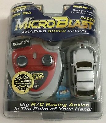 MBR MICROBLAST Racers Slammin SUVs BRAND NEW IN PACKAGE Remote Control R/C NIB