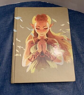 The Legend Of Zelda Breath Of The Wild Complete Official Guide Expanded Edition