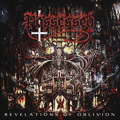 Possessed Cd - Revelations Of Oblivion (2019) - New Unopened - Rock Metal
