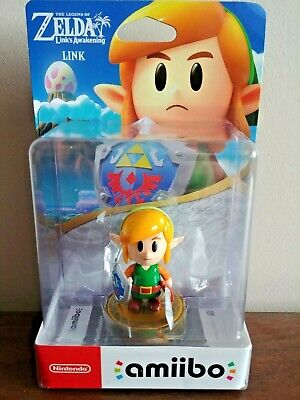 The Legend Of Zelda Link's Awakening Amiibo NINTENDO SWITCH NEW SEALED