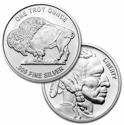 Silver Bullion One Ounce....from $31 Each Posted