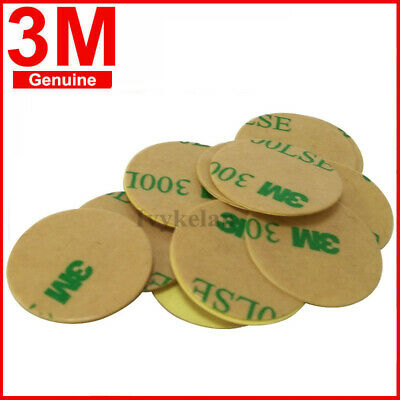 3M 300LSE 2 Sided Adhesive Sticky Tape For Pop Up Phone Holder Grip Round 30mm
