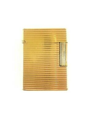 Accendino Dupont Placcato Oro 4,5 cm Paris Made in France