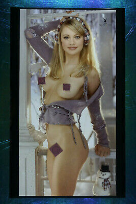 1999 Playboy Magazine Playmate Stacy Marie Fuson Promo Poster 22X36 OOP   99SF