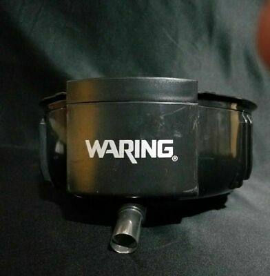 Waring Pro Professional Quality Juicerator Juice Extractor JEX450 bowl Only