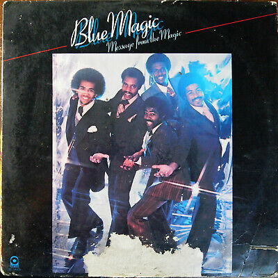 Blue Magic : Message From The Magic (LP)