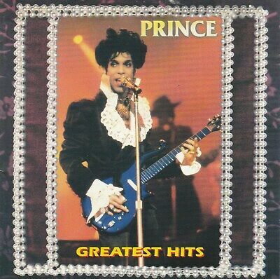 Prince - Greatest Hits...bulgarian Release...