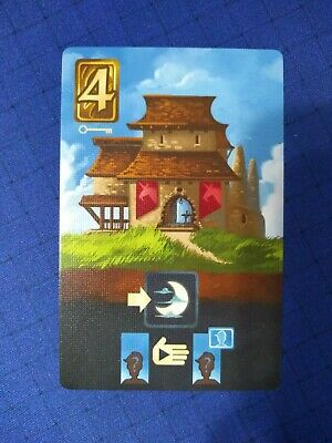 NEW Above Below Empires Void Haven Red Raven Games Fan Box Promo Expansion