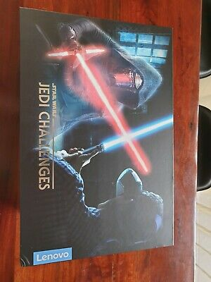 Lenovo Star Wars Jedi Challenges VR Headset and lightsabre for iphone & android