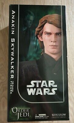 "Sideshow Collectibles Anakin Skywalker  Jedi Knight 12"" Figure"