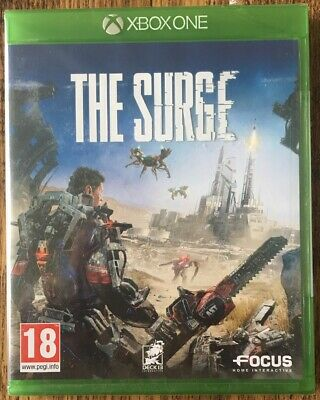 The Surge Xbox One * NEW SEALED PAL *