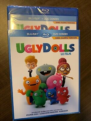 NEW Blu-Ray & DVD w Slipcover Canada Bilingual SEALED Ing-A-Long Edition