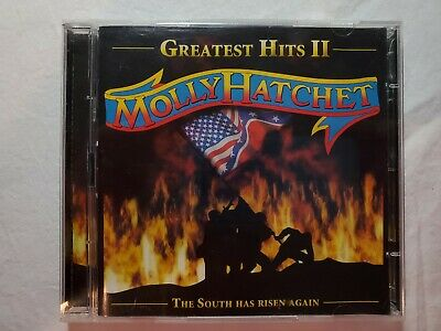 Molly Hatchet CD (2) - Greatest Hits II - 2011 Steamhammer -  Made in Germany