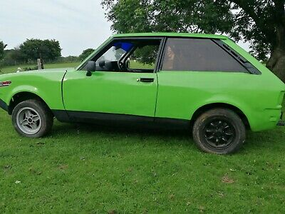 Talbot Sunbeam Ti GP2 Historic Rally Unarched Rolling Shell