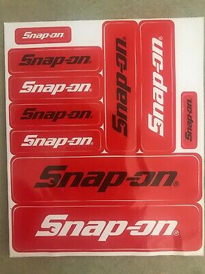 snap on stickers
