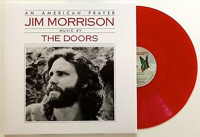 Jim Morrison / The Doors - An American Prayer - Black Friday / RSD 2018 / Vinyl