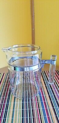 Vintage Pyrex Glass Stovetop Percolator Coffee Pot 6 Cup 7826-B - GREAT Cond.!!