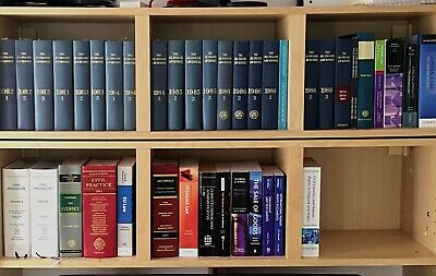 ALL ENGLAND LAW Reports & Other Law Books for Sale