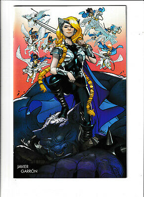 War of the Realms #2 NM- 9.2 Young Guns Variant Marvel Comics