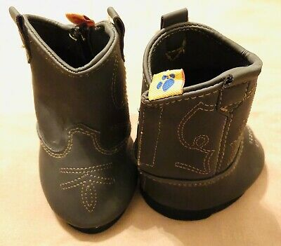 7237750a5f6 BUILD A BEAR Brown Western Cowboy Boots - Free Shipping