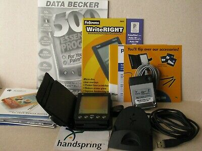 Handspring Visor w/ many accessories