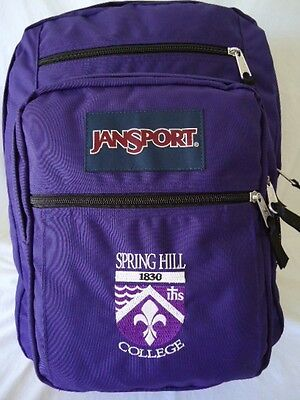 NWOT JANSPORT BIG STUDENT Backpack Rainbow Animal FRENZY