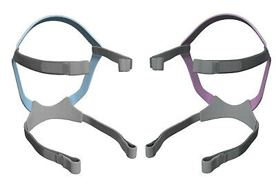 NEW ResMed Quattro Air and Quattro Air for Her Full Face Mask Headgear
