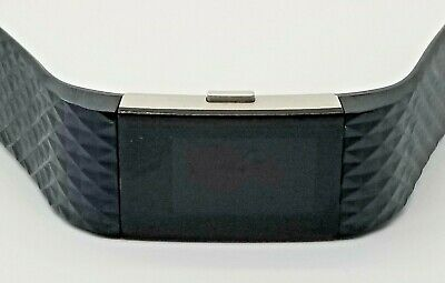 Fitbit Charge 2 GPS Heart Rate Fitness Wristband Sleep Tracker Large Black