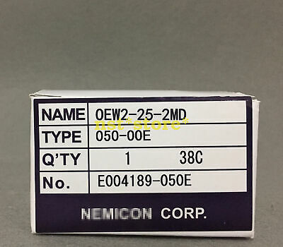 For NEMICON OEW2-25-2MD Encoder