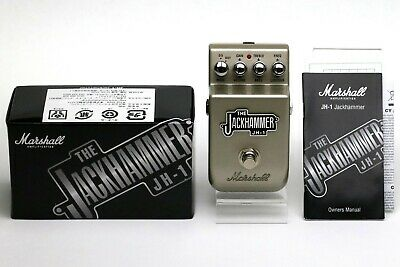 Marshall JH-1 THE JACKHAMMER Guitar Effect Pedal