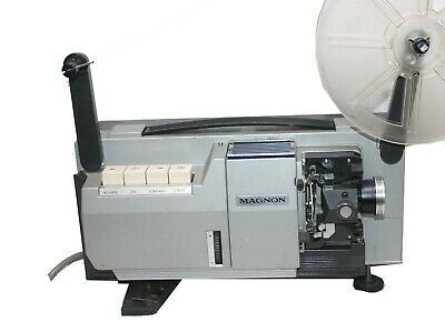 Vintage Magnon 800 Super 8 Projector,working in org Box