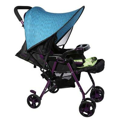 Baby Stroller Sun Visor Shade Canopy Cover Prams Car Seat Buggy Cat Resistant